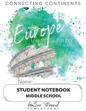 Load image into Gallery viewer, Europe 1 Student (DIGITAL) Bundle