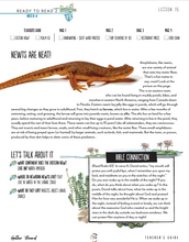 Load image into Gallery viewer, Ready to Read 2: At the Pond Teacher's Guide (HARD COPY)
