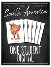 Load image into Gallery viewer, South America 1 Student Bundle (DIGITAL)