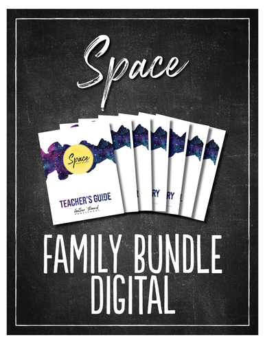 Space Family Bundle (DIGITAL)