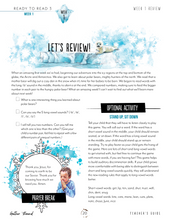 Load image into Gallery viewer, Ready to Read 3: Ice + Snow Teacher's Guide (HARD COPY)