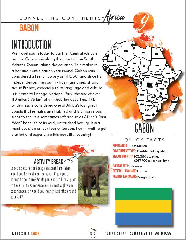 Africa Full Bundle (DIGITAL)