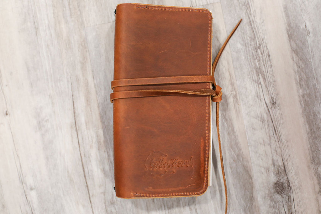 The Malakai Travellers Notebook