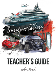 Transportation Teacher's Guide (Hard Copy)