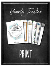 Load image into Gallery viewer, Student Tracker Journal (Hard Copy)