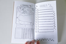 Load image into Gallery viewer, (DIGITAL) Hand Drawn Student Planner