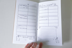 (DIGITAL) Hand Drawn Student Planner