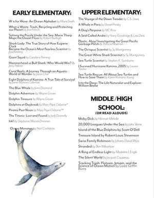 Oceans Teacher's Guide (HARD COPY)