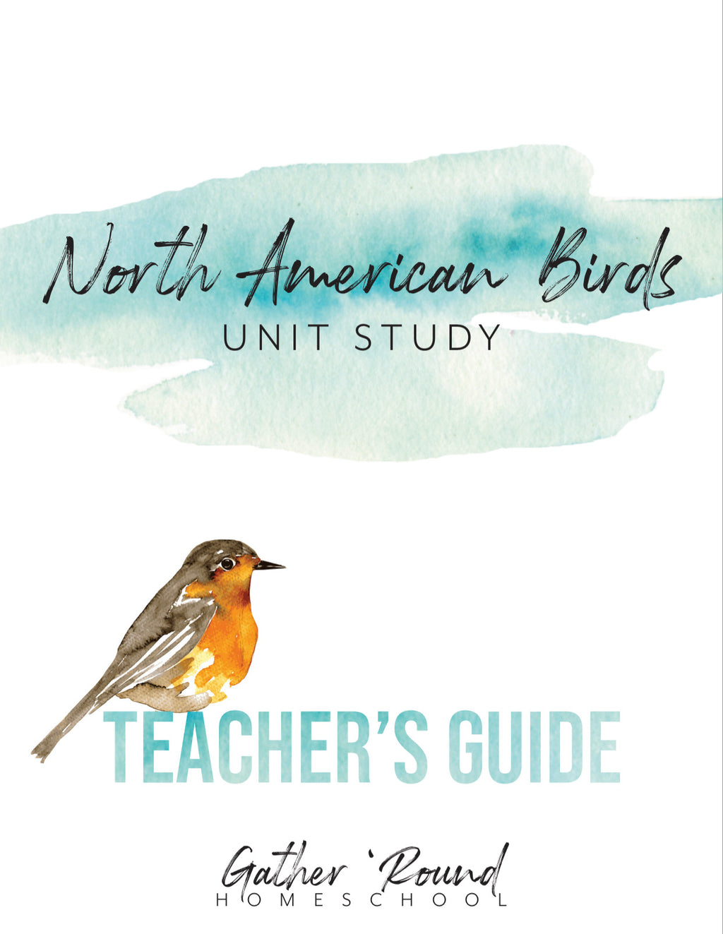 North American Birds 1 Student (DIGITAL) Bundle