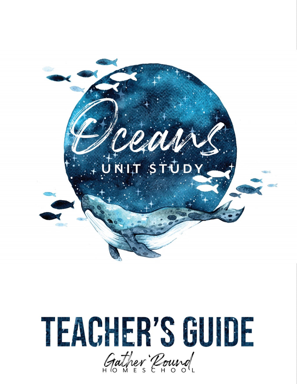 Oceans 1 Student (DIGITAL) Bundle