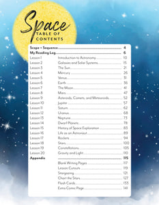 Space 1 Student (DIGITAL) Bundle