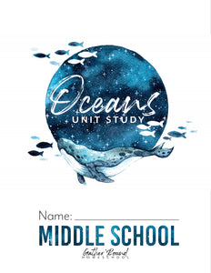 Oceans Student Notebook (HARD COPY)