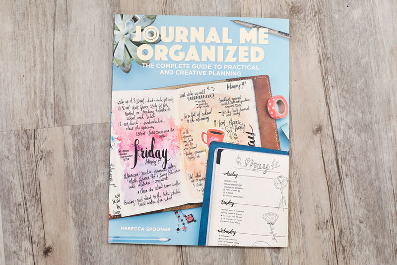 Journal Me Organized