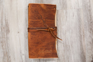 The Janiah Travellers Notebook