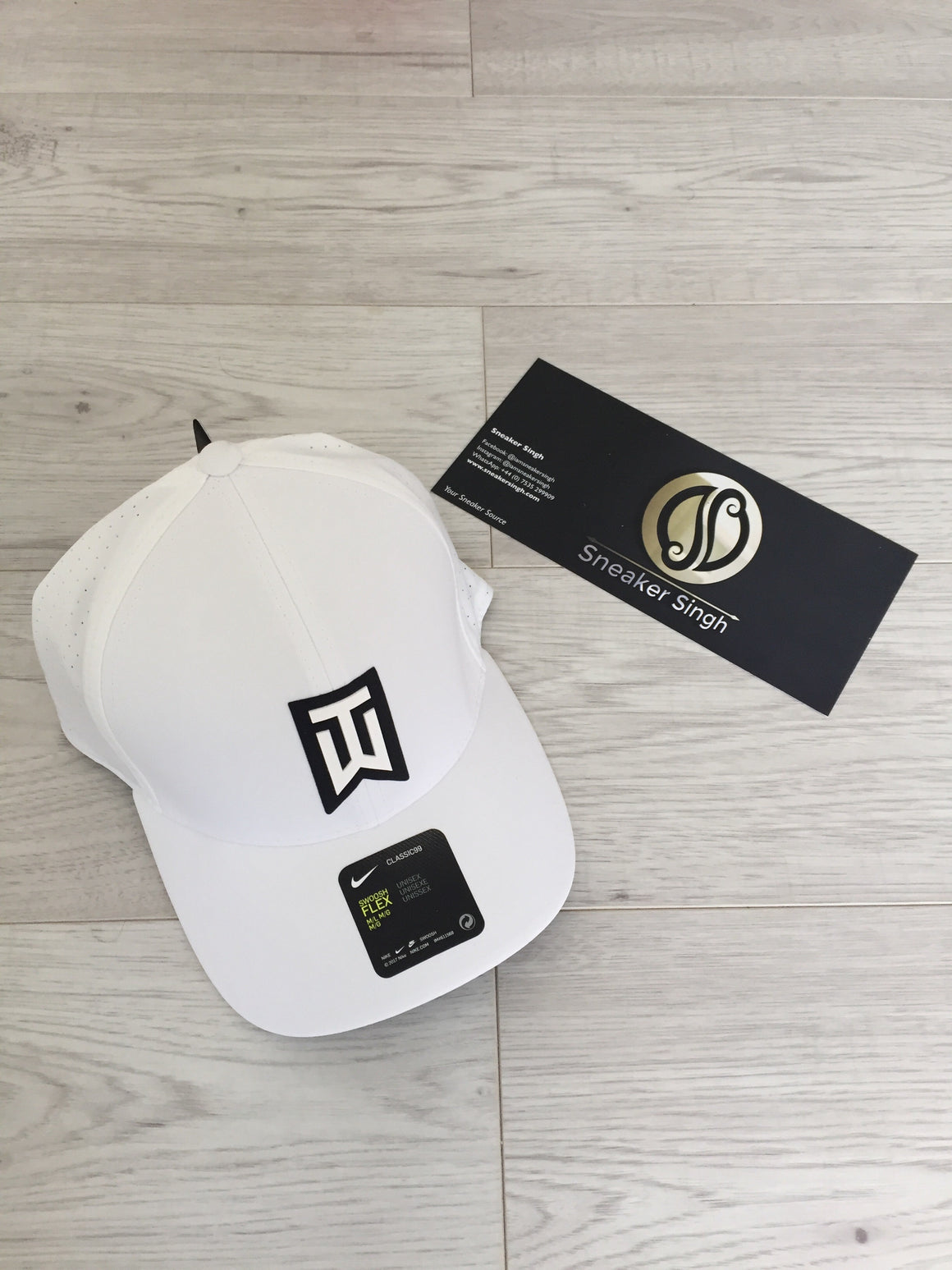 NIKE TIGER WOODS CAP