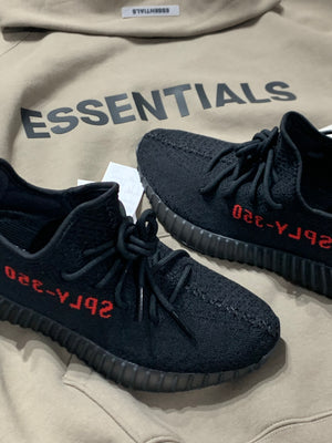 ADIDAS YEEZY 350 'BRED'
