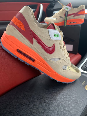 NIKE AIR MAX 1 'CLOT KISS OF DEATH'