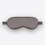 Silk Eye Mask - Grey