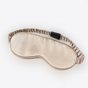 Silk Eye Mask - Gold