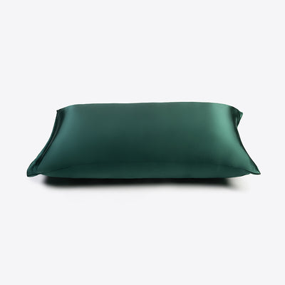 Silk Pillowcase - Green - 19 Momme