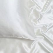 Silk Pillowcase - White - 22 Momme