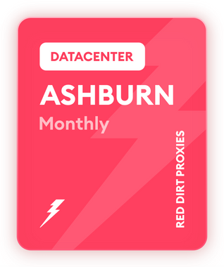 ASHBURN MONTHLY DC PROXIES - 10 GBPS