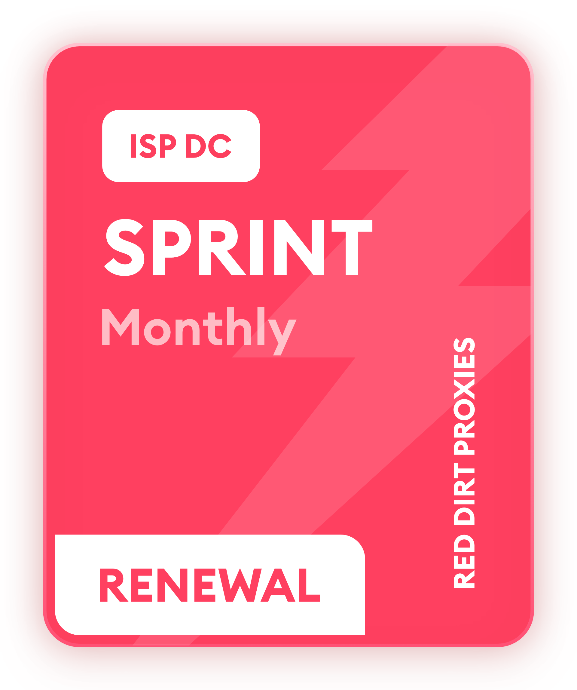 **READ DESCRIPTION** *MONTHLY RENEWAL* SPRINT-ISP MONTHLY DC PROXIES