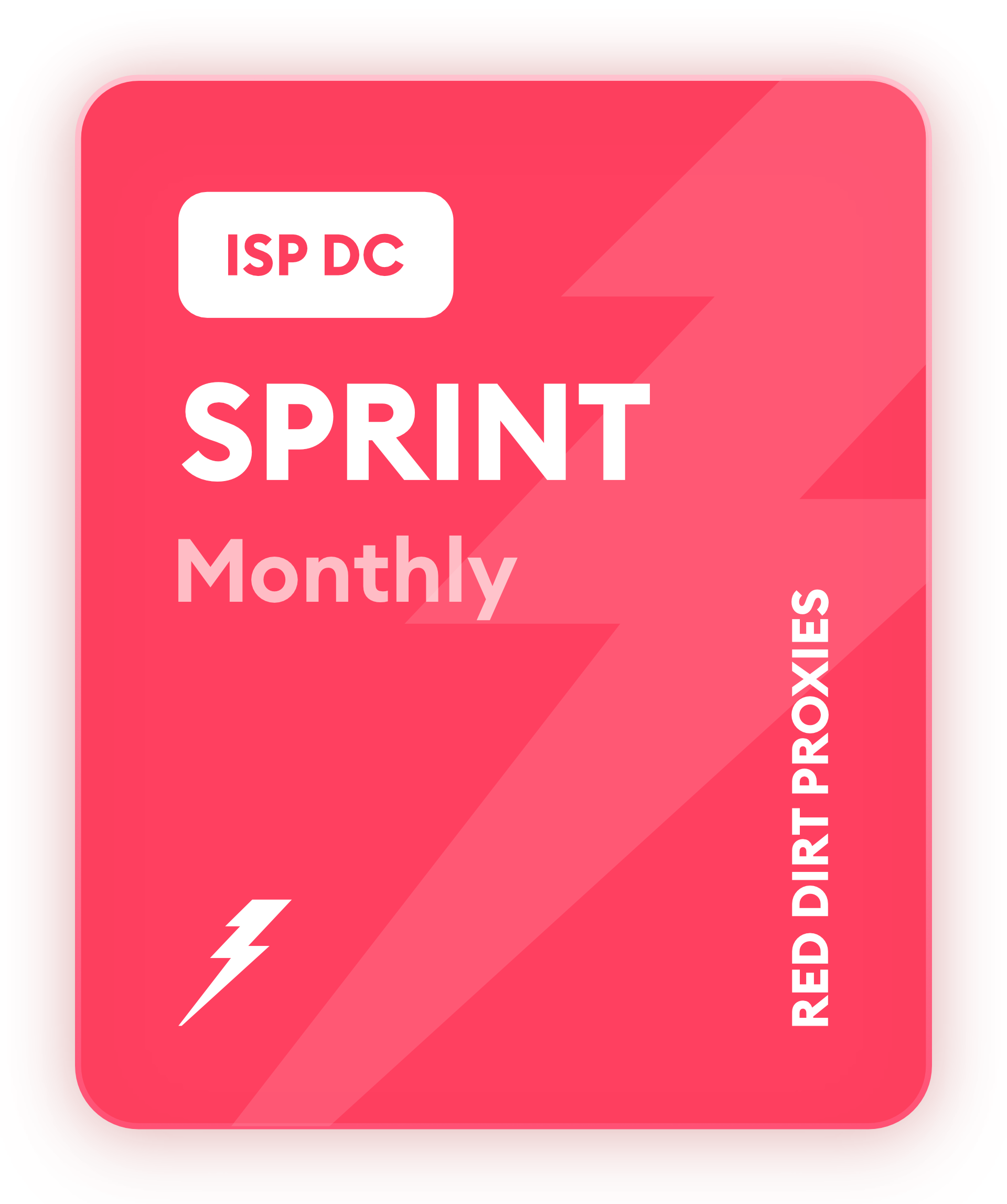SPRINT-ISP MONTHLY DC PROXIES - 10 GBPS