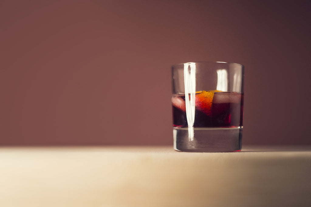 CBD Cocktail - Negroni