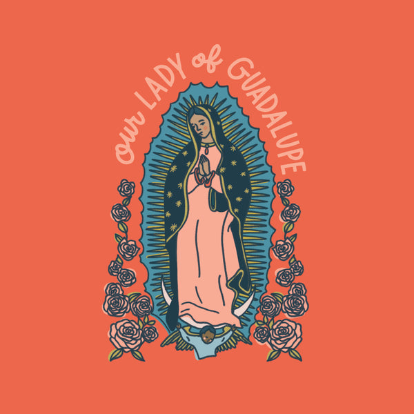 Our Lady of Guadalupe Advent Art