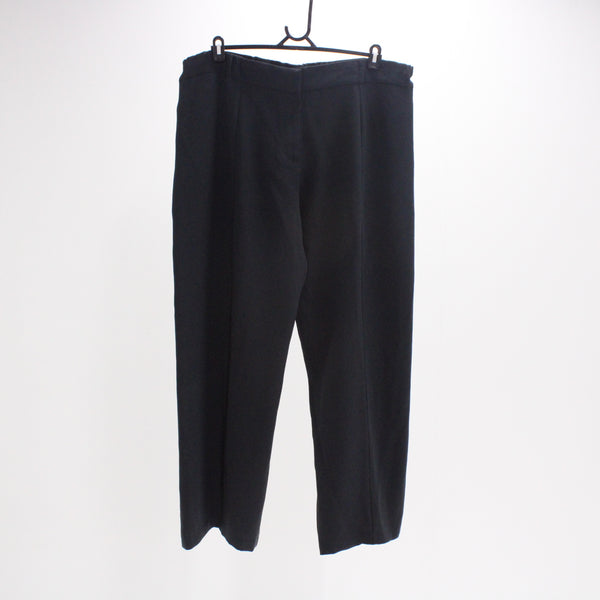 EPLISSÉ Womens Size 20 Polyester Charcoal Pants Seamed Non-Pleated #405