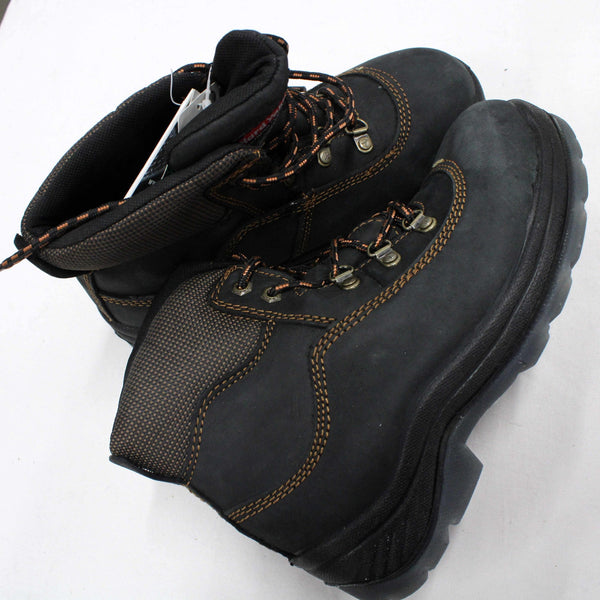 Hard Yakka Size 3 New Safety Boot Lace-up Workboot Tradie Labourer #405