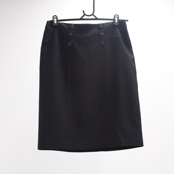 BASQUE Petite Women Formal Office Dress Skirt #405
