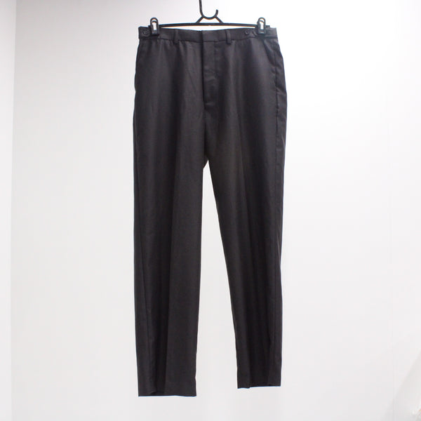 "CARTER Male Pants Size 87cm Short 34"" Charcoal Formal Trousers BNWT #405"