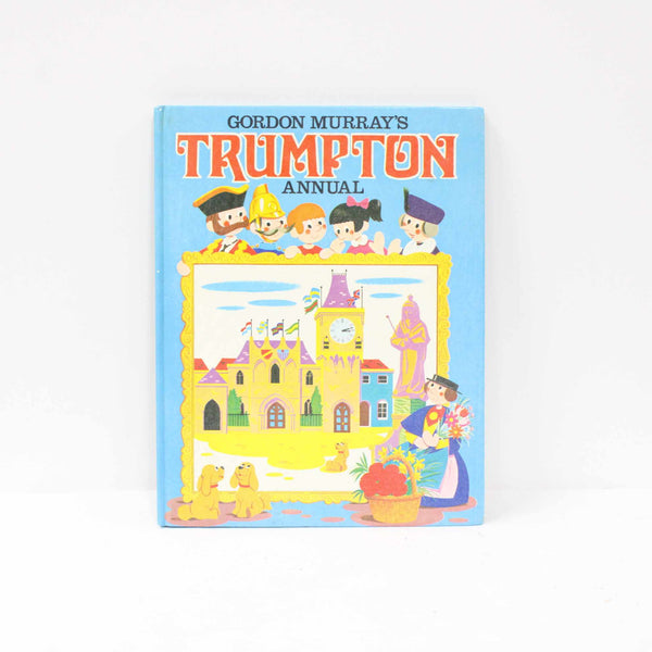 Gordon Murray's Trumpton Annual Book 1973 Hardback Purnel Collectable #452