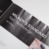 Milady's Standard Nail Technology 6th Edition Cengage Learning Textbook #416