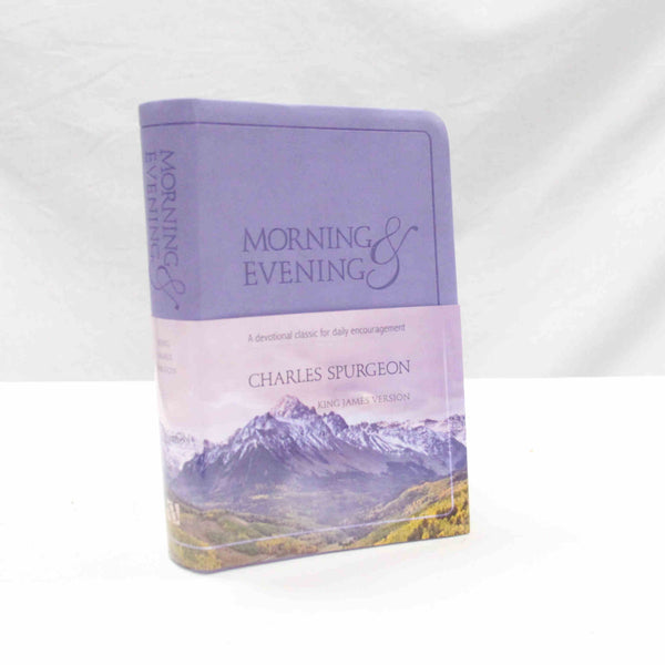 Morning & Evening Daily Devotional By Charles Spurgeon 2011 book #15684