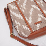 Milleni Medium Crossbody Bag Shoulder Bag Handbag - Tan (CV 1924 TAN)