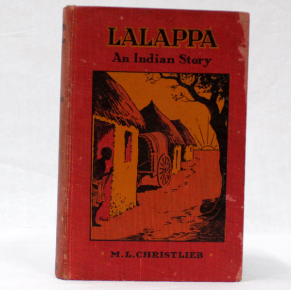 Lalappa An Indian Story Book by M.L.Christlieb The London Missionary #405