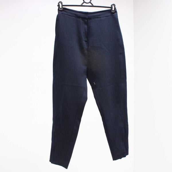 CAMILLA AND MARC Ladies Size 12 Pants Trousers Navy Blue Dojo Ink #129