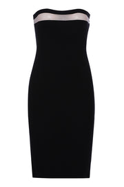 Elly Strapless Bandage Dress