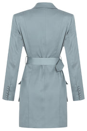 Carmen Jacket Belt Dress