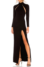 Long Sleeve Bandage Dresses