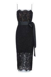 BH5897 Dress- Black
