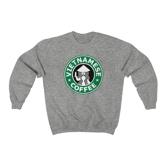 Vietnamese Coffee - Crewneck Sweatshirt