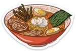 Ramen Bowl - Sticker