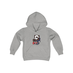 Panda Noodle Youth Hooded Sweatshirt
