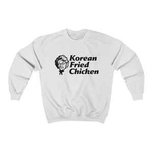 Korean Fried Chicken - Crewneck Sweatshirt