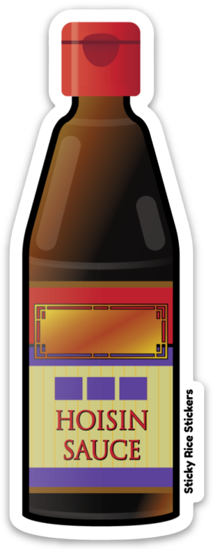 Hoisin Sauce - Sticker