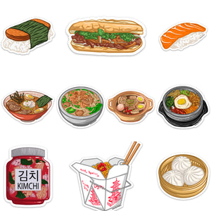Foodie Mega Pack - Sticker